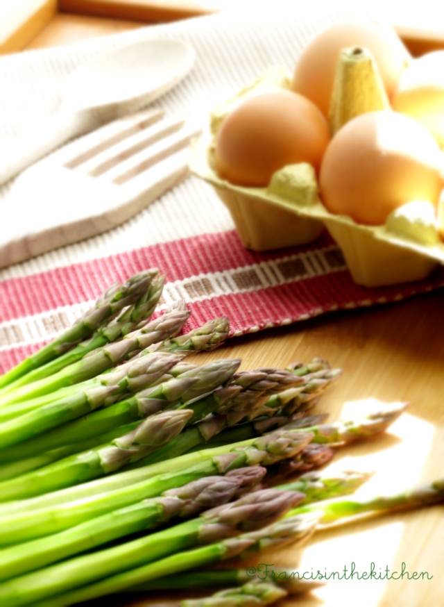 Quiche Asparagi_ingredienti