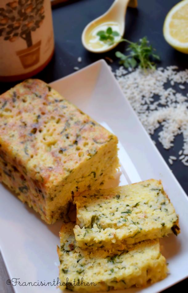 Cake tonno riso erbette_1
