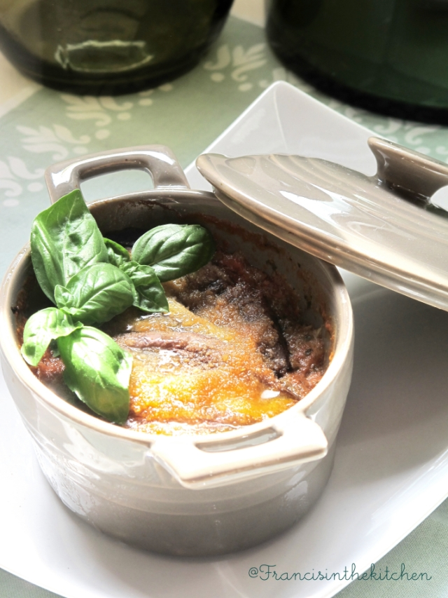 Parmigiana di Melanzane al Pesto_2