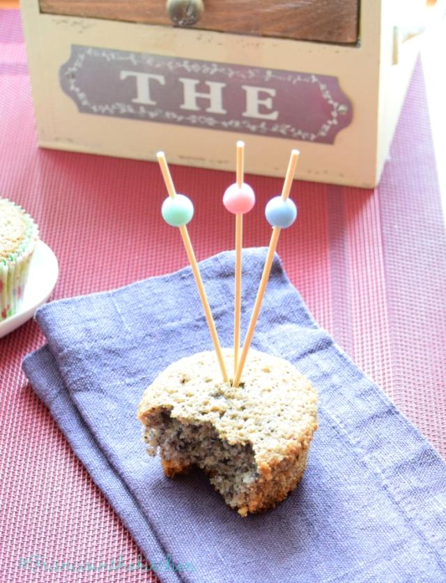 Muffin Carote Viola